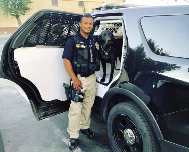 Police Officer Killed California