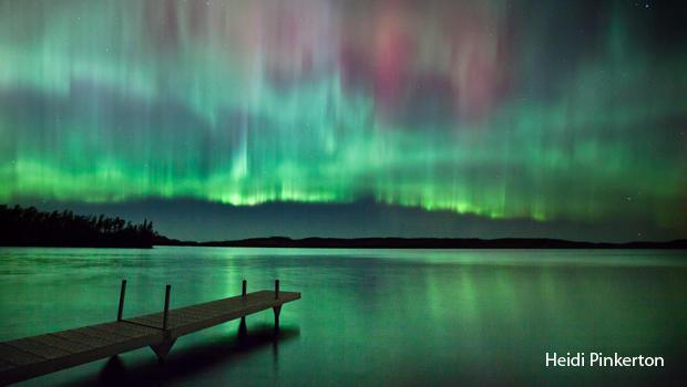 nature up close northern lights cbs news