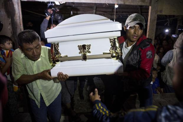 Guatemala Child Dead Border Patrol