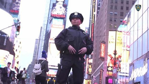 Drones will surveil Times Square during New Year's Eve celebration