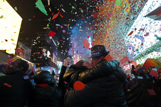 New Year's Eve Events And Celebrations Around The World