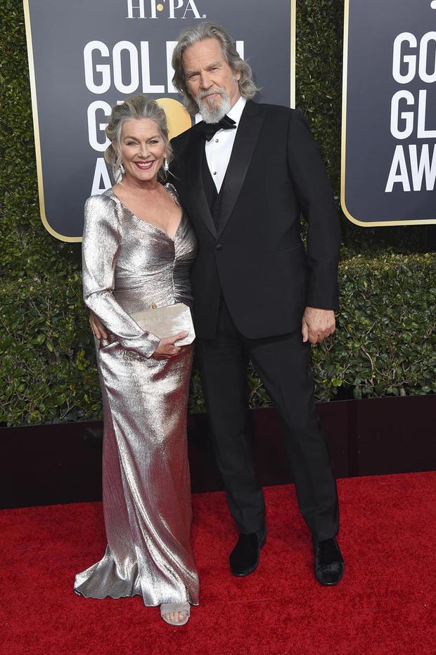 Jeff Bridges,Susan Geston