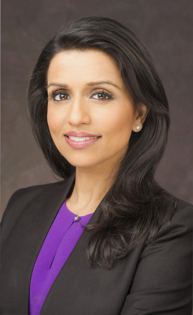 Reena Ninan - CBS News