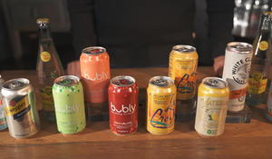 Carbonated water has become a multibillion-dollar industry