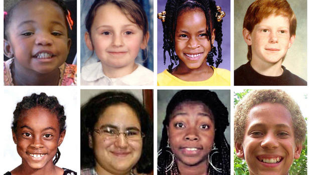 Missing children: Have you seen them?