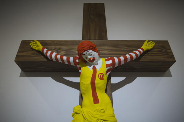 'McJesus' Sparks Outrage, Violence by Israeli Christians