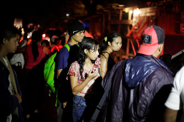 New Migrant Caravan Departs Honduras for US-Mexico Border