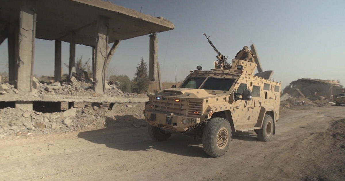 Fight against ISIS in Syria rages on despite calls for U.S. troop withdrawal