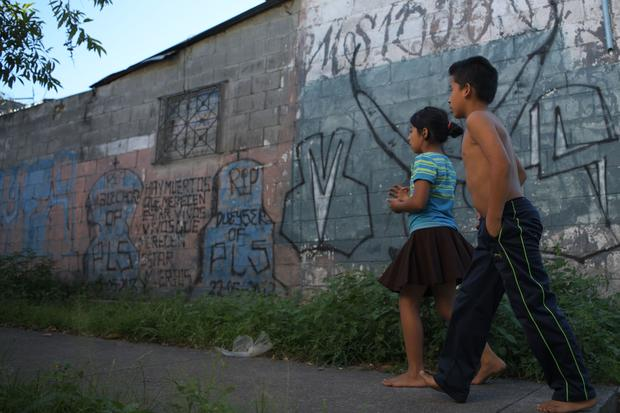 SALVADOR-US-MIGRATION-GANGS-VIOLENCE-PATROL