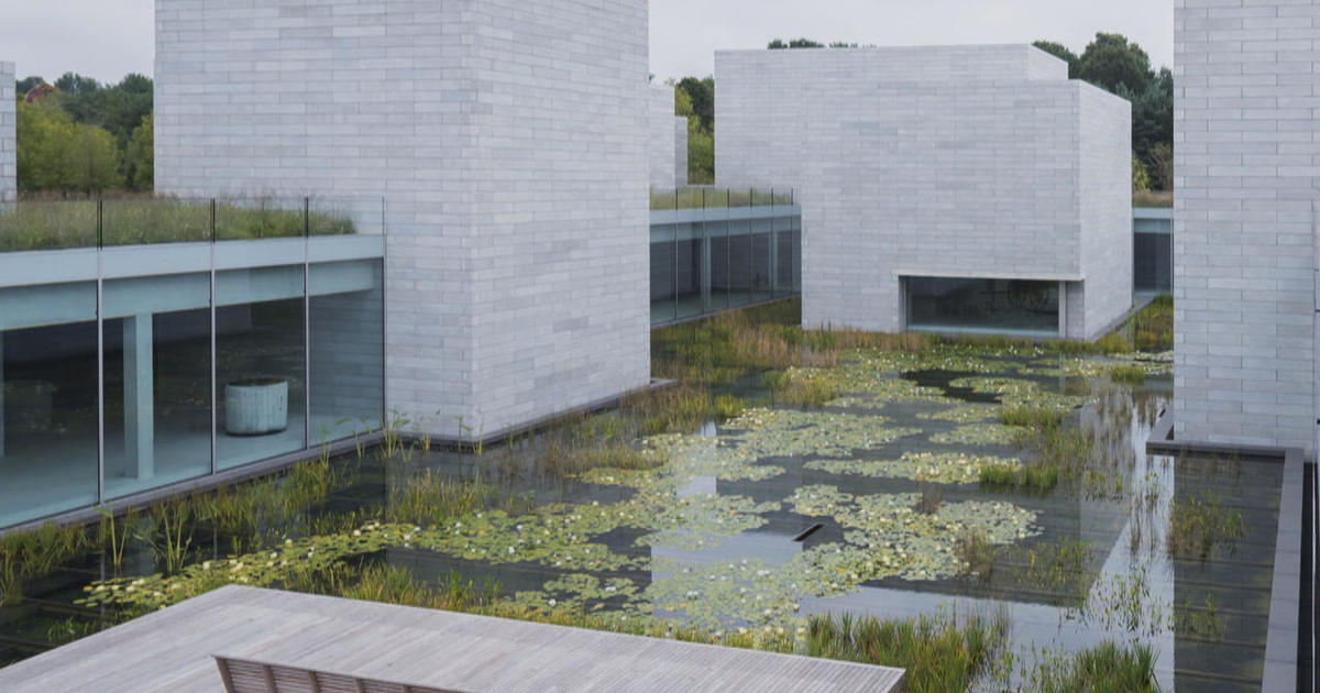 Glenstone, a Maryland museum that blends modern art, nature and contemplation
