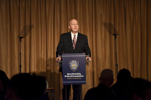 State of NYPD Address