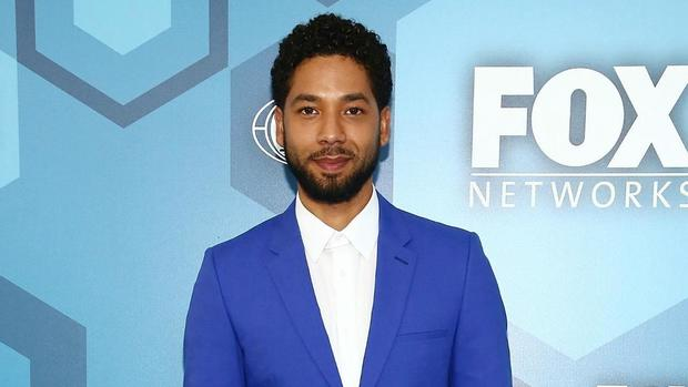 Empire star attacked in 'possible hate crime'