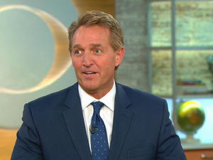 """Jeff Flake: """"I will not be a candidate"""" in 2020"""