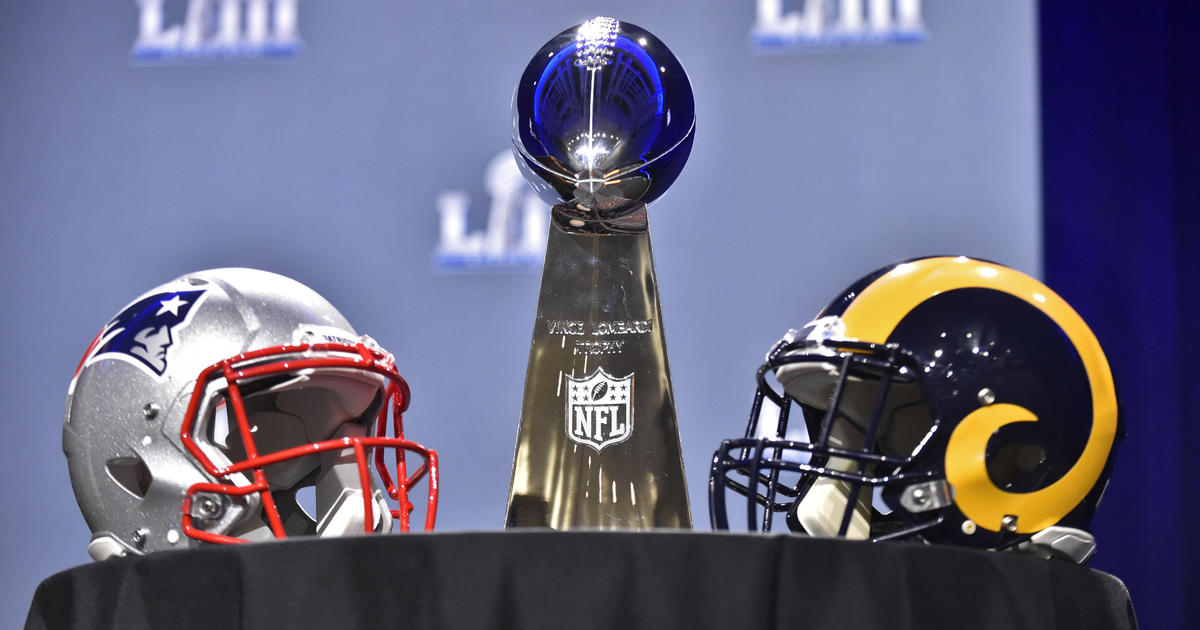 0992e1fd4 Super Bowl 2019: Live stream of pregame coverage of Patriots vs. Rams in Super  Bowl LIII today — start time, what channel, odds, line, more — live updates  ...