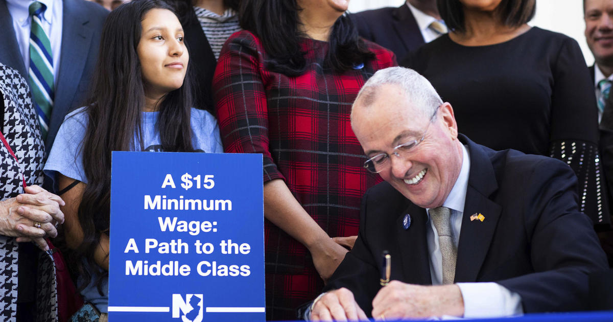 New Jersey becomes 4th state to increase minimum wage to $15