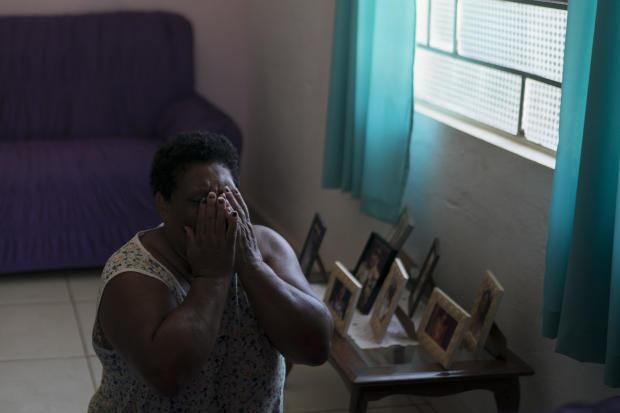 Brazil Dam Collapse - Missing Son