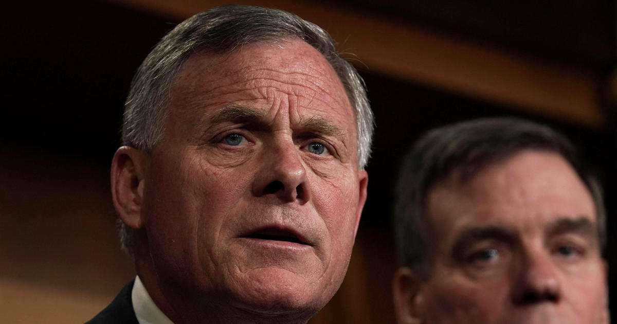 Photo of Sen. Richard Burr (R-NC)