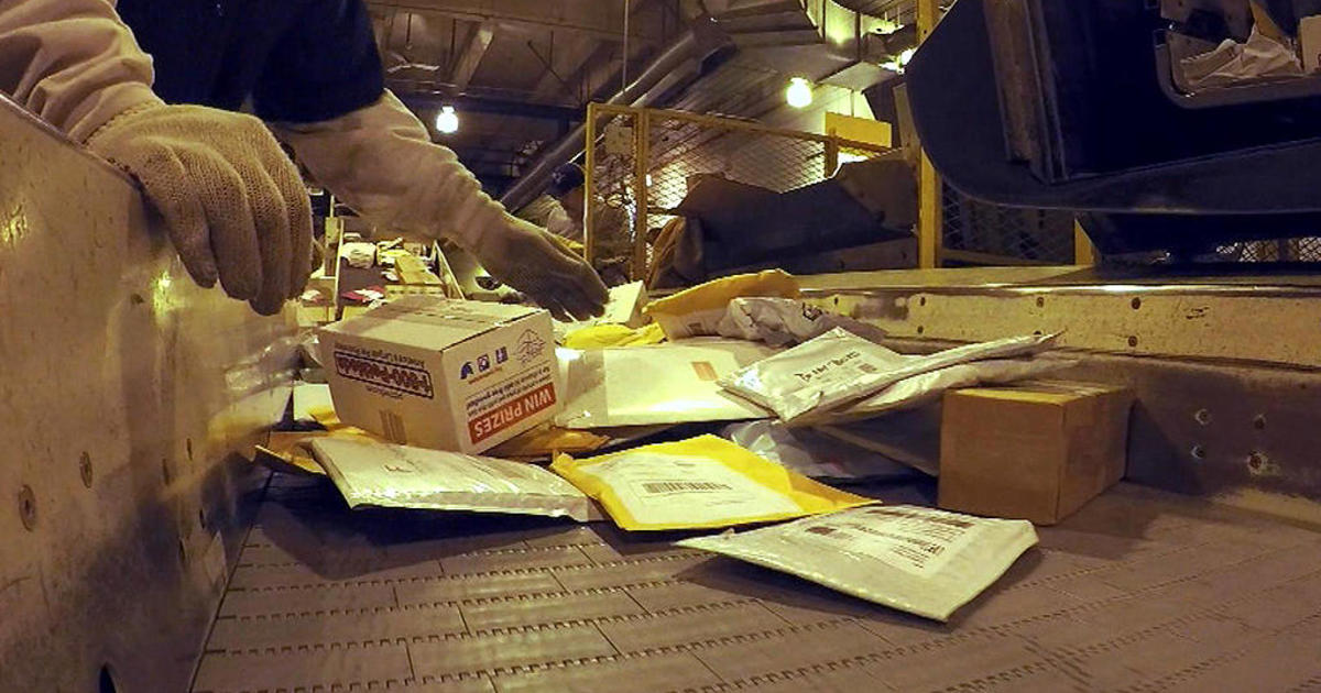 Massachusetts post offices confiscated record number of marijuana