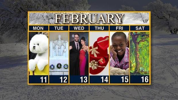 Chick Fil A Calendar 2020 February Mystery Offer Calendar: Week of February 11   CBS News