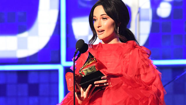 Kacey Musgraves — 61st annual Grammy Awards