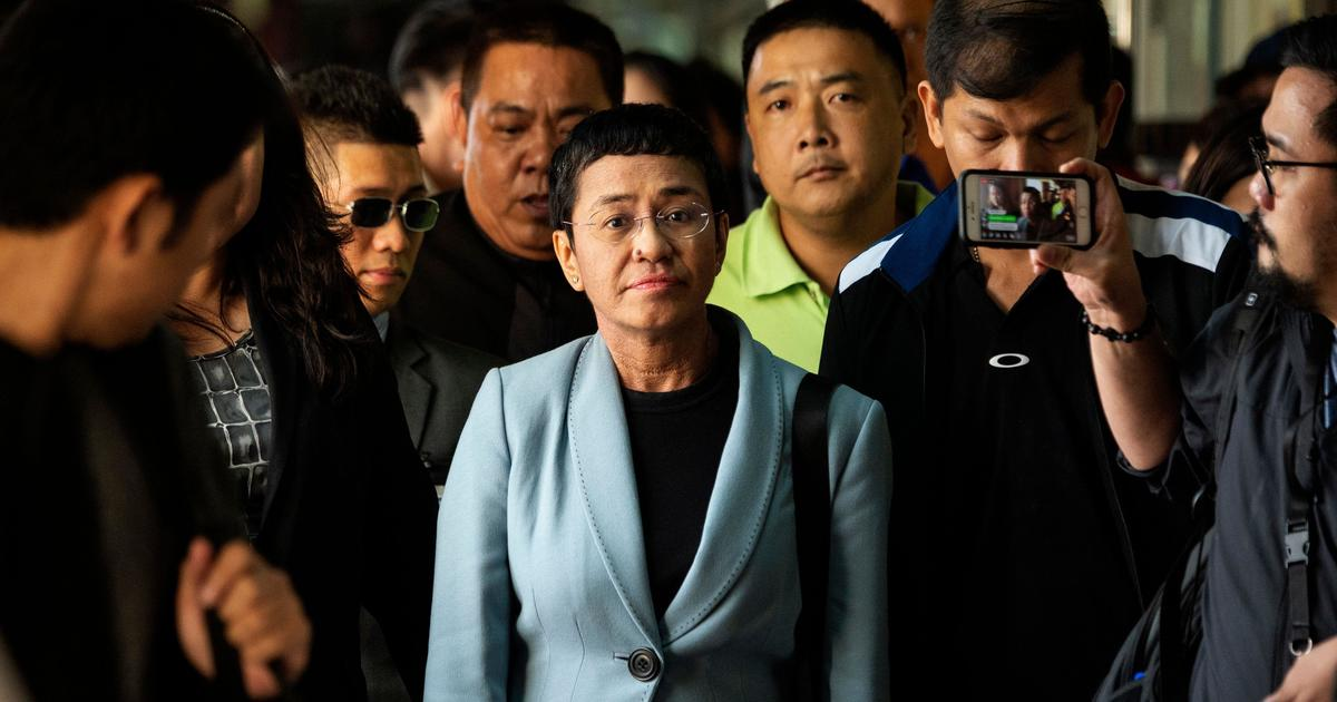 """A """"dictator's playbook"""" is threatening democracy. This woman is fighting back."""
