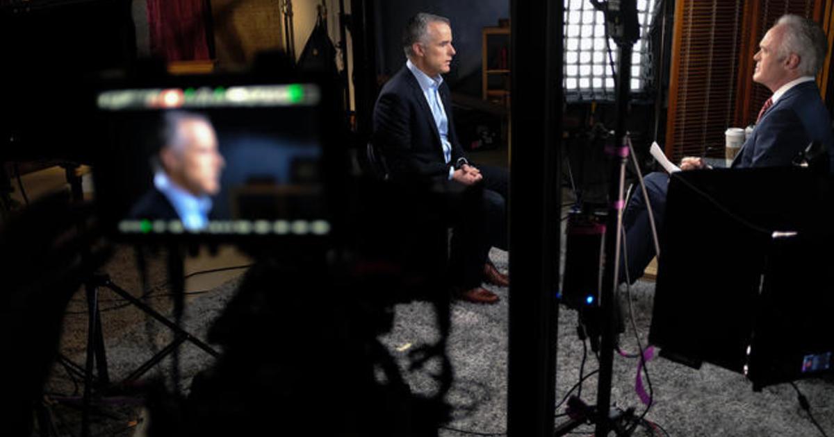 "Andrew McCabe: Trump responds to former deputy FBI director's ""60 Minutes"" interview - CBS News"