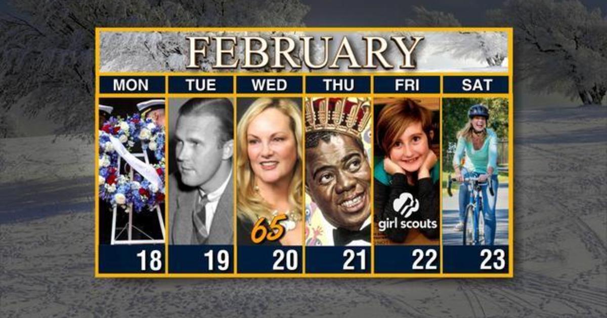 Chick Fil A Calendar 2020 February Mystery Offer Calendar: Week of February 18   CBS News