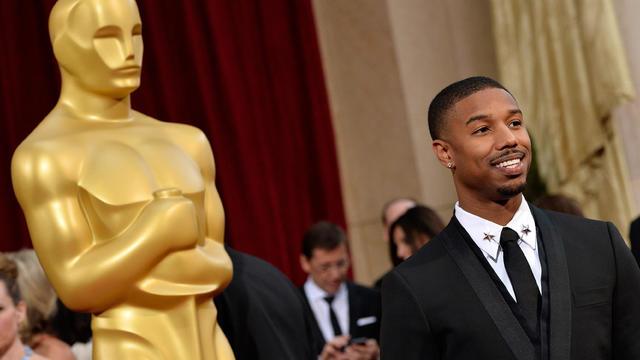 Michael B. Jordan — 86th Annual Academy Awards