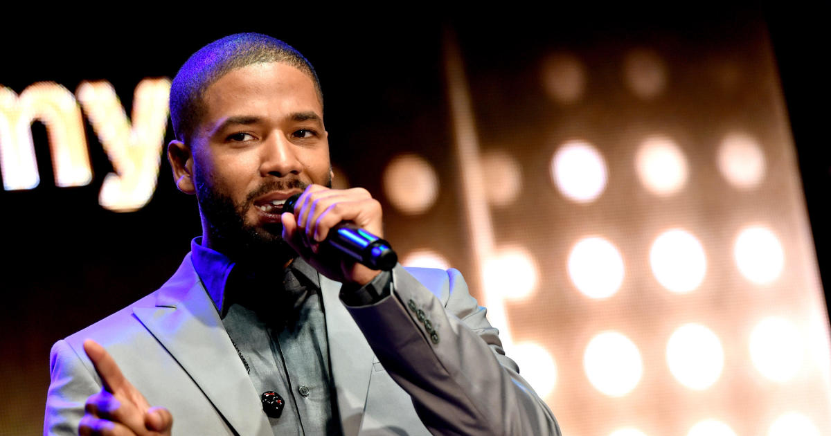 Jussie Smollett faces felony criminal charge for filing