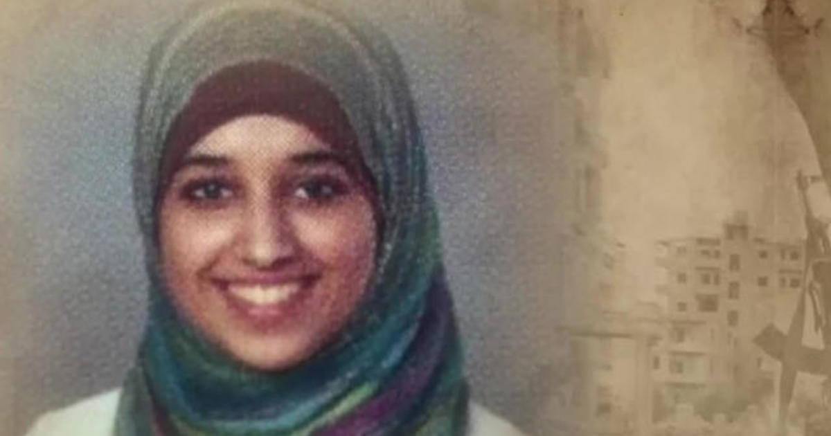 Hoda Muthana: Alabama ISIS bride's father sues to get U.S. to let her come back, argues she's American citizen - CBS News