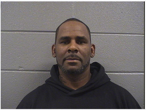 Singer Robert Kelly, known as R. Kelly, is pictured in Chicago