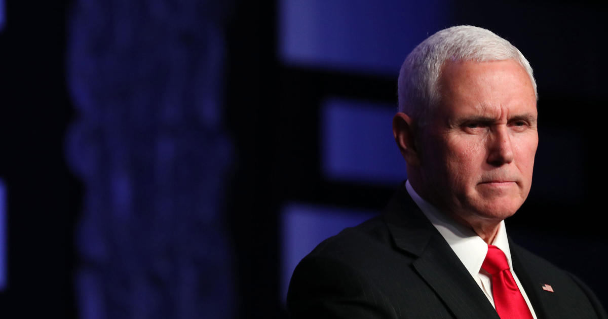 Pence makes surprise trip to Iraq, his first as vice president