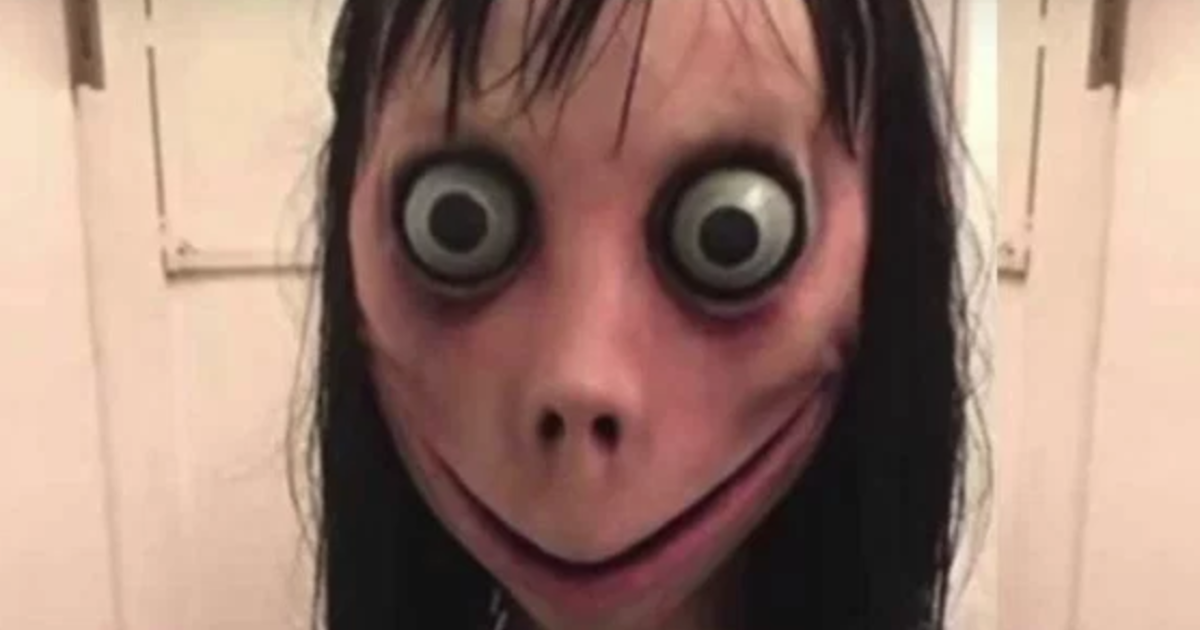What is the Momo challenge? Police issue warning to