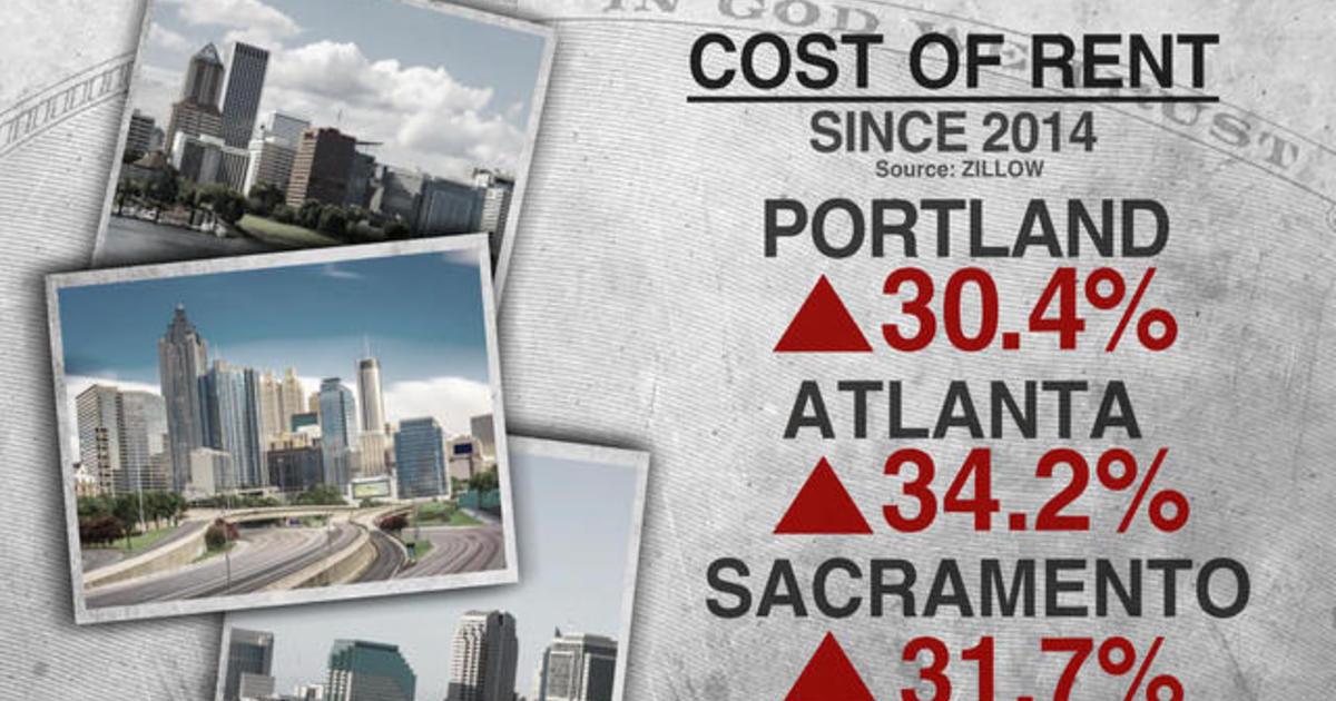 Oregon law puts a cap on massive rent increases
