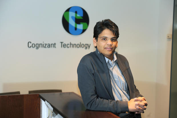 Picture of Francisco D'Souza, Cognizant founder