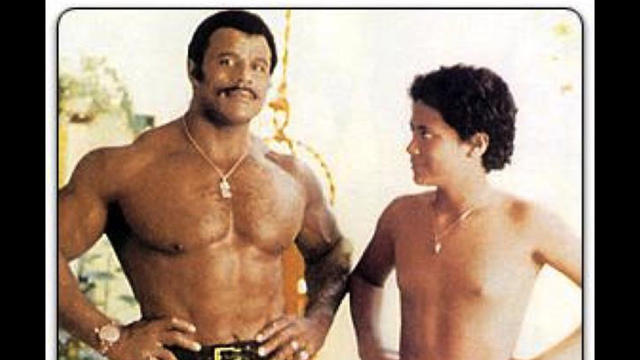 """Dwayne """"The Rock"""" Johnson reveals cause of death of his dad, Rocky """"Soul  Man"""" Johnson - CBS News"""