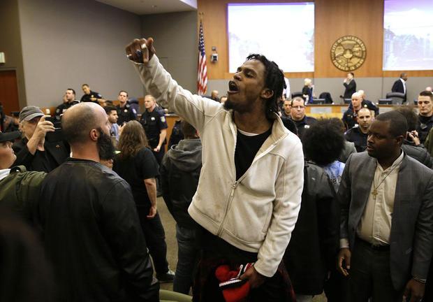 APTOPIX Sacramento Police Shooting