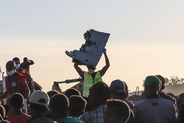Ethiopian plane crash: Ethiopian Airlines Flight ET 302