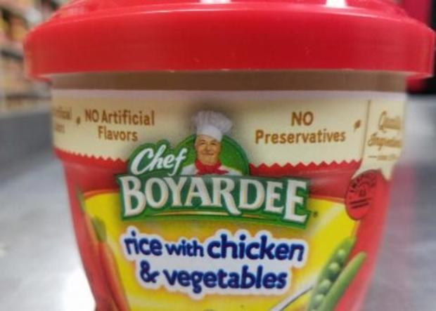 Image result for chef boyardee recall