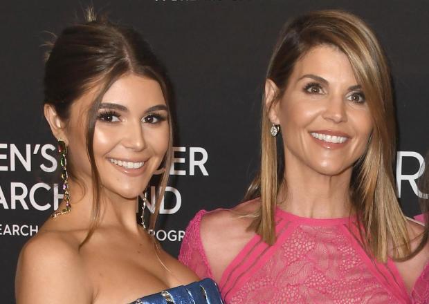 Lori Loughlin and daughter Olivia Jade