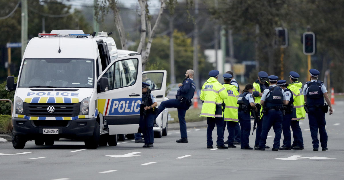 Christchurch Attack Photo: U.S. Sees Steady Rise In Violence By White Supremacists