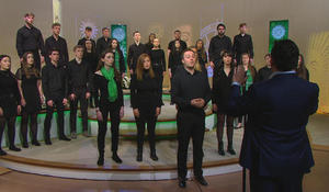 """""""Danny Boy"""" by the Choral Scholars of University College, Dublin"""
