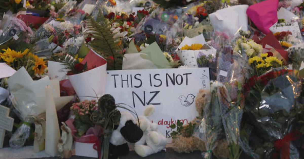"New Zealand Terror Attack Video Wallpaper: New Zealand Terror Attack: ""The Carpet Has Been Pulled Out"