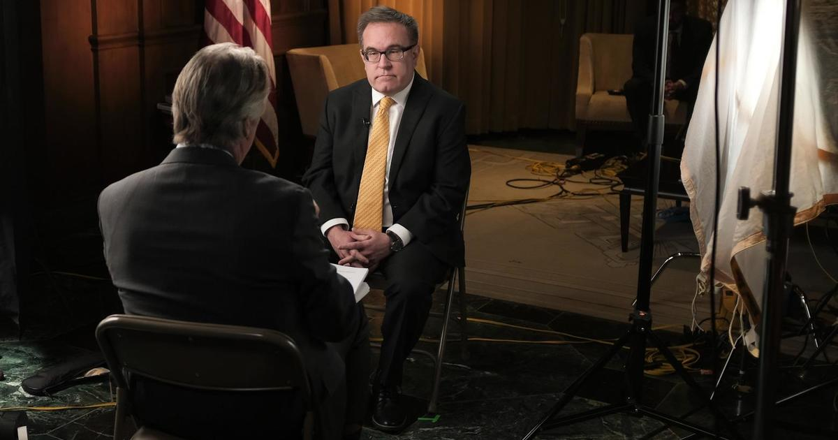 cbsnews.com - Clean drinking water a bigger global threat than climate change, EPA's Wheeler says