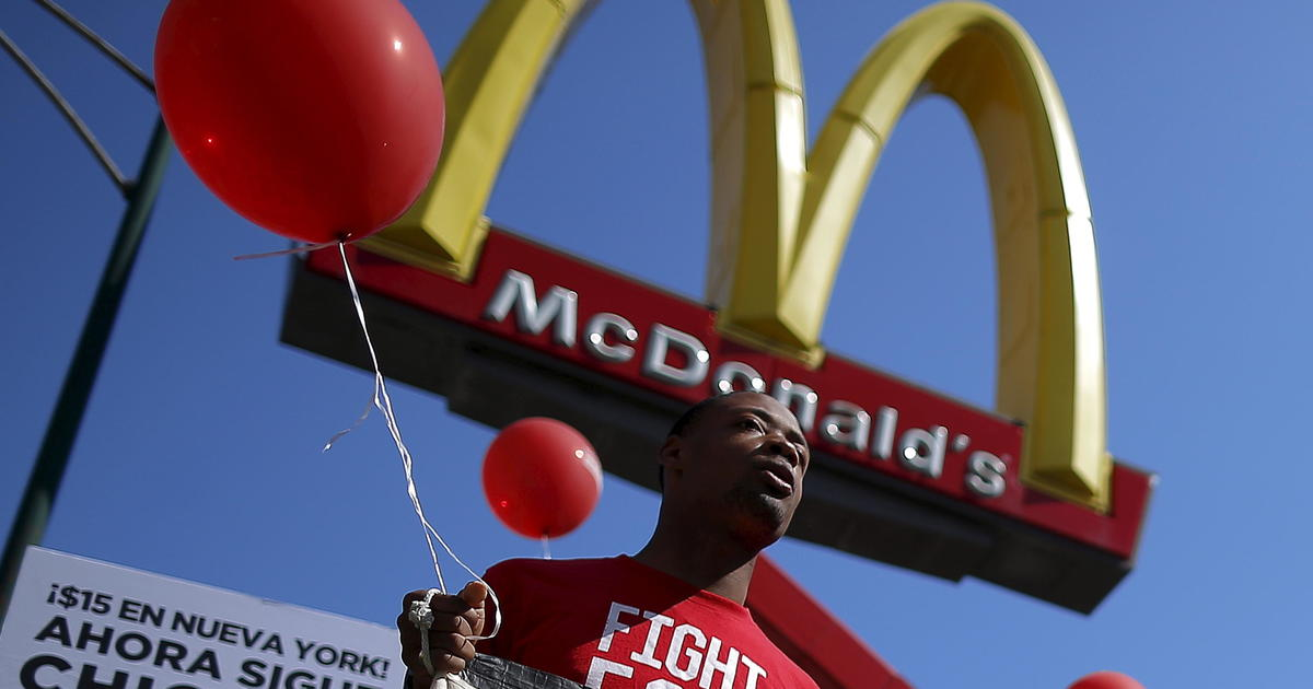 McDonald's workers say they were sexually harassed
