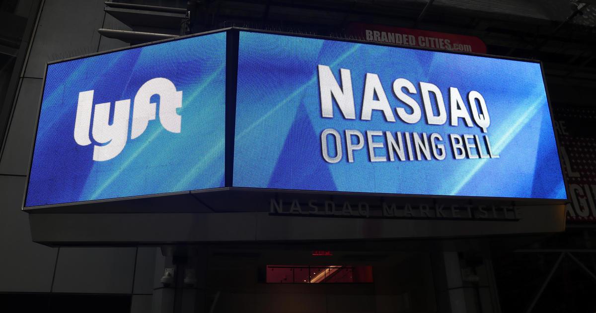 Lyft Stock: Lyft IPO: Lyft Stock Slides In Ride-hailing Company's