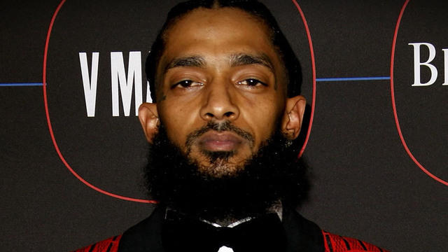 Nipsey Hussle murder suspect Eric Holder arrested today