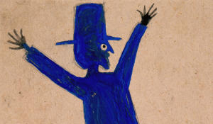 Bill Traylor: The imaginative art of a freed slave