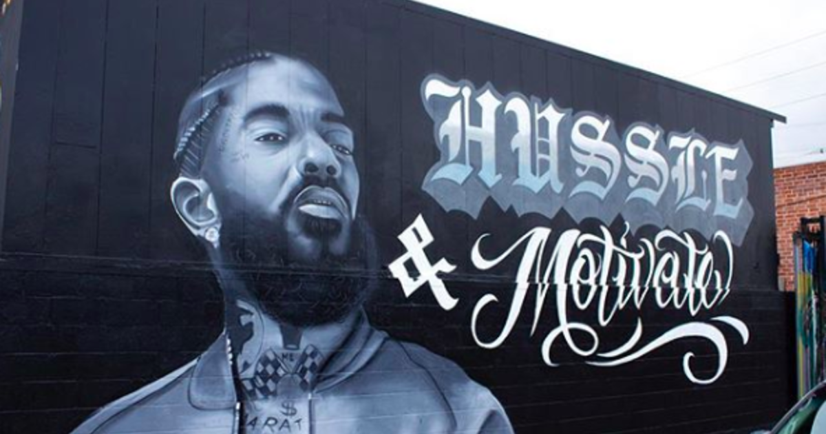 L A  to name intersection after Nipsey Hussle as family