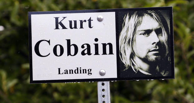 Kurt Cobain House